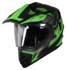 SB-42 XCX Glossy Black With Green