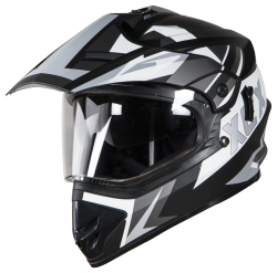SB-42 XCX Glossy Black With White