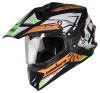 SB-42 Bang Enduro Mat Black With Orange
