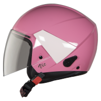 SBH-5 Vic Two Tone Glossy Dark Pink With Light Pink