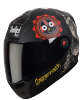 SBA-1 Jagannath Mat Black With Desert Storm  ( Fitted With Clear Visor Extra Smoke Visor Free)