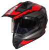 SB-42 Bang Silt Mat Black With Grey (Clear With Sun Shield)