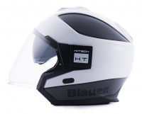 BLAUER SOLO WHITE-CARBON BLACK