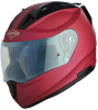 SA-1 Aeronautics Mat Hot Pink With Anti-Fog Shield Blue Night Vision Visor