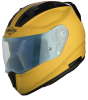SA-1 Aeronautics Mat Moon Yellow With Anti-Fog Shield Blue Night Vision Visor