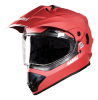 SB-42 Bang Single Visor Mat Sports Red
