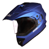 SB-42 Bang Single Visor Mat Blue
