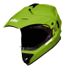 SB-42 Bang Single Visor Mat Y.Green