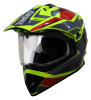 SB-42 Bang Silt Glossy Fluo Neon With Grey (Clear With Sun Shield)