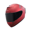 SA-2 MAT MAROON ( FITTED WITH CLEAR VISOR WITH EXTRA SMOKE VISOR FREE)
