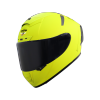 SA-2 GLOSSY FLUO NEON (FITTED WITH CLEAR VISOR WITH EXTRA SMOKE VISOR FREE)