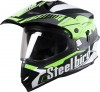 SB-42 Airborne Glossy Black With Green + P-Cap